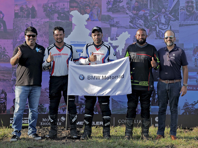 International BMW GS Trophy 2020 Team India selections conclude