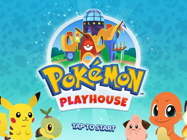 You can now grab Pokemon Playhouse, a completely free game for young children