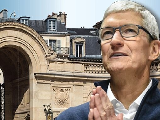 How the French took a bite out of Apple: As London dithered, Paris made tech firm pay fair taxes