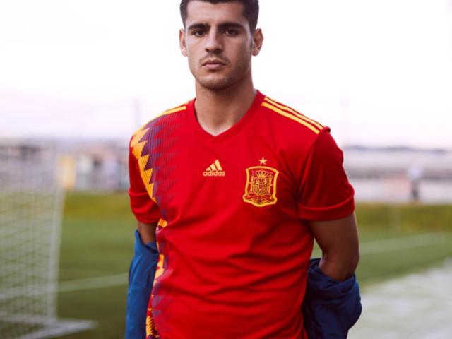 Spain: New Adidas 2018 World Cup Shirt Sparks Controversy After Fans Complain 'Purple' Trim Is Subtle Nod To Republican Sympathies
