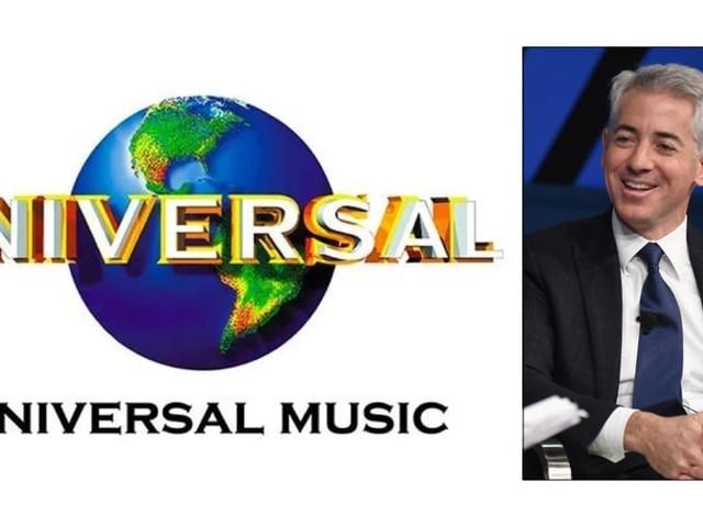 Vivendi Sells 10% of Universal Music to SPAC Ahead of IPO Plans