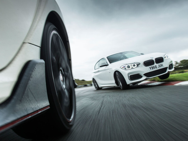 Britain's best affordable driver's car: BMW M140i versus Honda Civic Type R