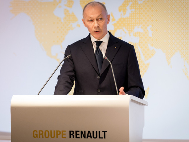 Renault board dismisses Thierry Bollore as CEO