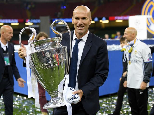 Is Zinedine Zidane the secret to Real Madrid's success?