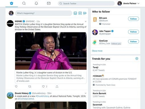 Twitter overhauls its web interface with new minimalist design (and finally adds an emoji button)