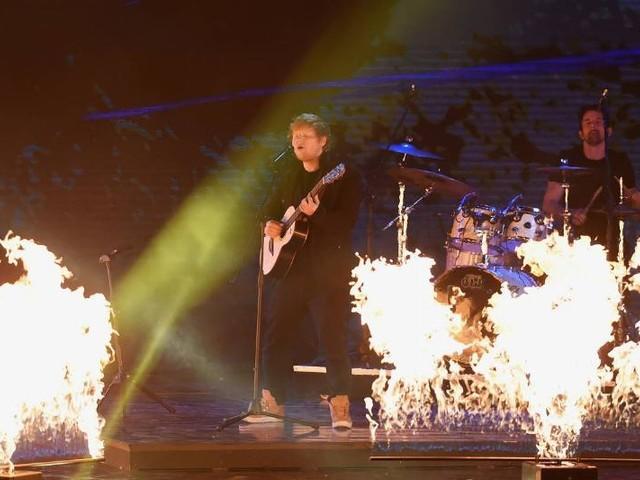 Should Ed Sheeran Make A Deat Metal Record?