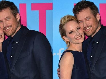 Anne Heche Claims Ex James Tupper Locked Her Out Of Their LA Home; He Says She's On Drugs