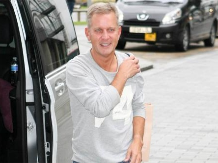 Jeremy Kyle piloting new show for ITV return