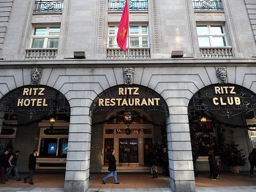 EDEN CONFIDENTIAL: The Ritz beat the Blitz but has fallen victim to the 'pingdemic'