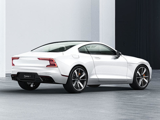 Polestar 1 hybrid coupe completes first test programme