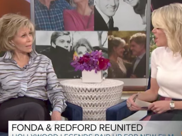 Jane Fonda Shuts Down Plastic Surgery Questions During Live Interview