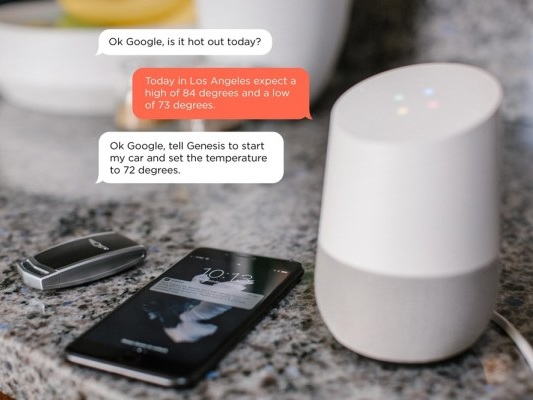 Genesis Google Assistant Has Some Cool Tricks