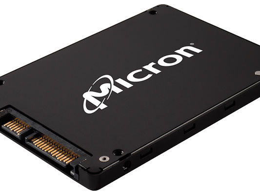 Micron Readies 3D QLC NAND-Based Datacenter SSDs for Nearline Storage