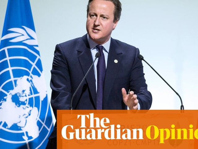 The UK says it's a climate leader. But it's complicit in climate atrocities | Mat Hope