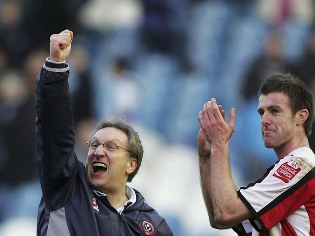 Michael Tonge on how he joined Sheffield Utd and life under Neil Warnock