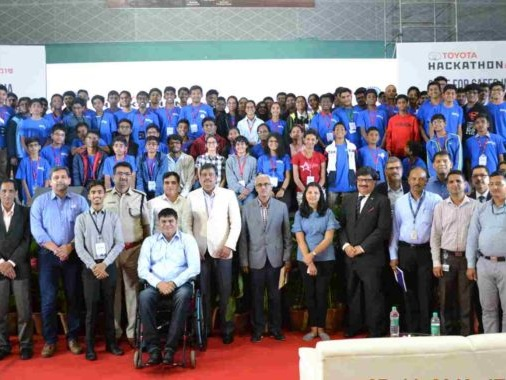 Toyota Hackathon 2019 Witnesses Heavy Participation At Its Bangalore Edition