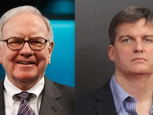 'Big Short' investor Michael Burry turns to Warren Buffett to underscore the dangers of inflation