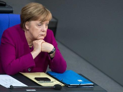Germany's SPD in all-or-nothing vote on Merkel alliance