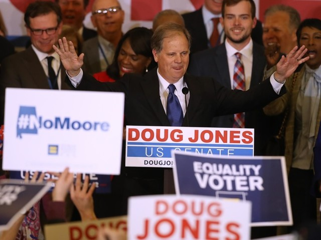 How Doug Jones Changes (Almost) Everything in the Senate