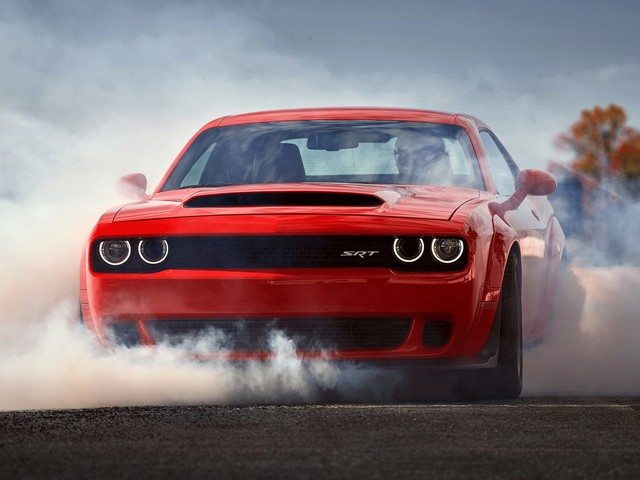 The Internal Combustion-only Dodge Challenger's Days Are Numbered, Manley Says