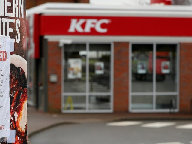 Angry Brits keep reporting KFC to the police because its stores ran out of chicken