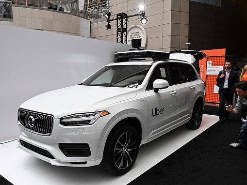Uber says aggressive motorists are 'bullying' its self-driving cars