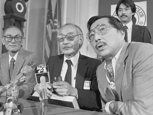 Families Of Japanese-American Civil Rights Leaders Join Fight Against Travel Ban