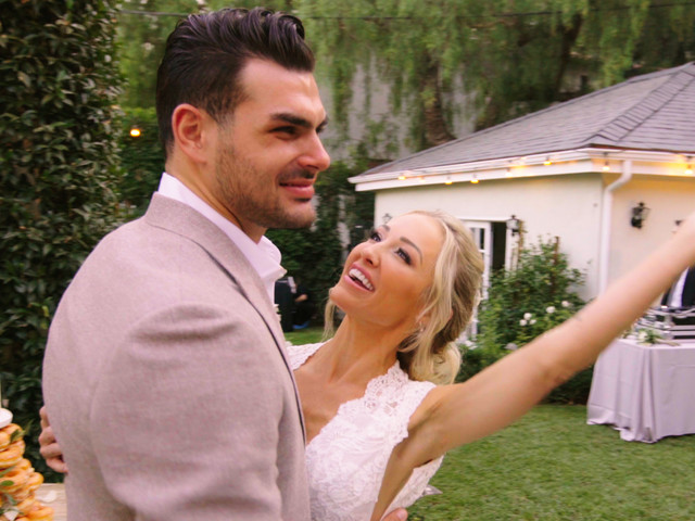Selling Sunset's Mary Fitzgerald Says Her Televised Wedding Was Real, Despite Actually Getting Married a Year Earlier