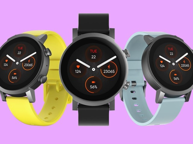 Mobvoi TicWatch E3 smartwatch arrives with Snapdragon 4100 chip - but no word on future Wear OS compatibility