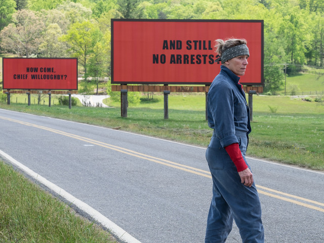 'Three Billboards' Wins Big at the BAFTAs as the Oscar Race Gets Clearer