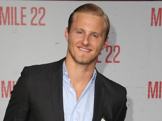 Alexander Ludwig on Sharing his Recovery Journey, Playing the 'Bad Boys' Tech Guy
