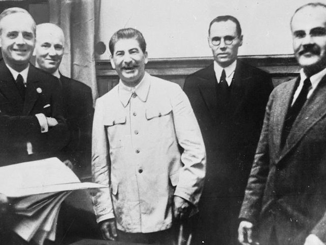 The USSR won the Second World War for us. Too bad they also helped start it