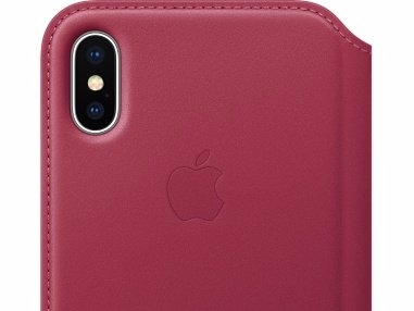 Apple's new premium leather case for the $999 iPhone X costs $99 (AAPL)