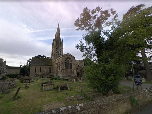 Woman in her 20s is dragged into churchyard and raped in Oxfordshire town