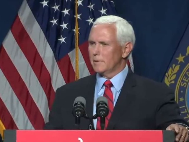 Mike Pence Roasted for Basically Agreeing to Disagree With Trump About Jan 6
