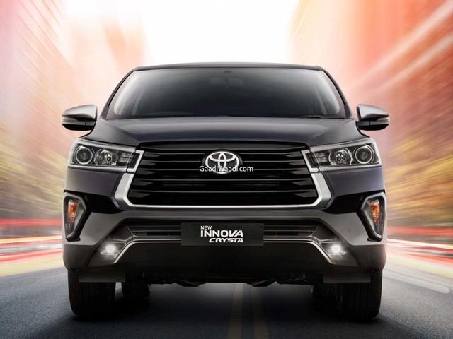 Toyota Innova Crysta Price Hike – New Vs Old Price List
