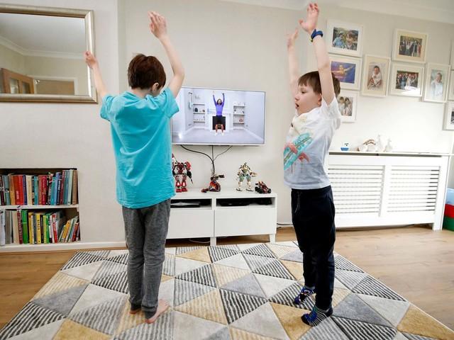 Coronavirus: expert advice on how to help children cope amid the crisis
