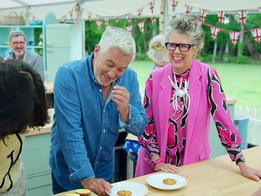 Great British Bake Off scores BEST EVER ratings among 16-34 year olds