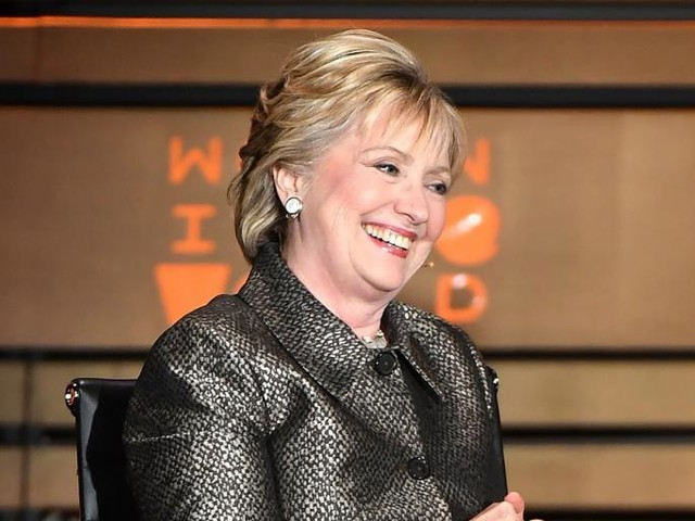 Hillary Clinton Is Not Going Away