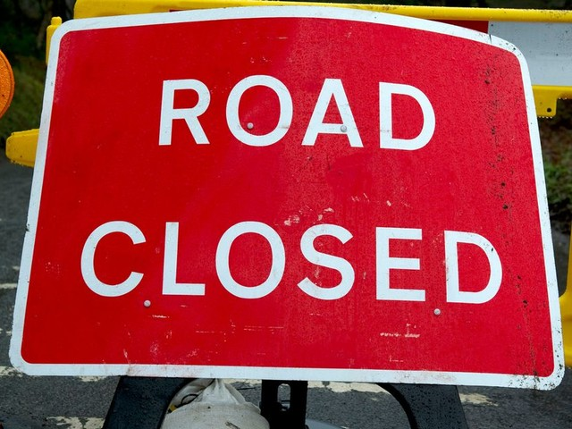 Live updates as major road to be 'closed for some time' after crash