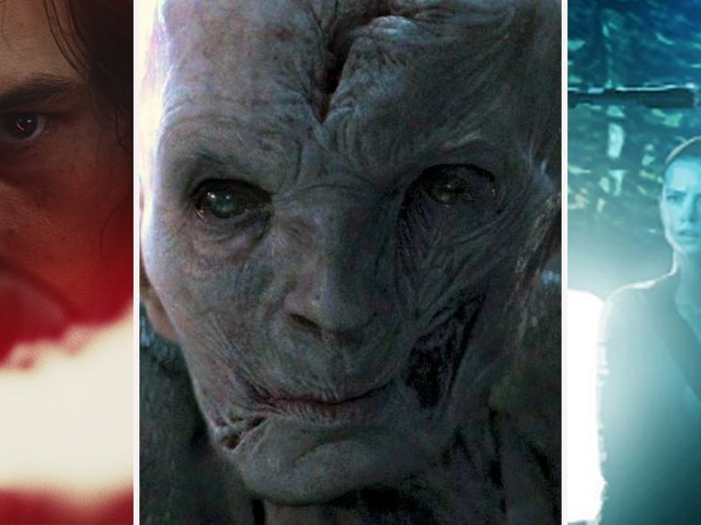 Star Wars: 18 Things You Completely Missed In The Last Jedi