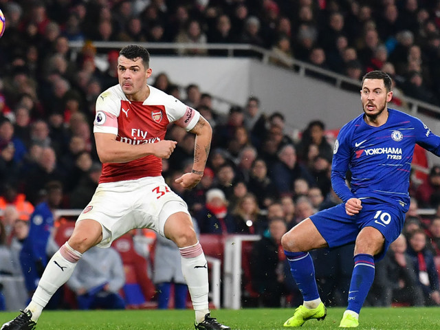 Arsenal and Chelsea reach Baku final: Europa League goals and reactions