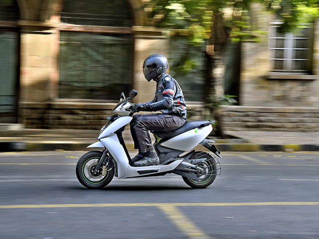 Ather 450 performance tested
