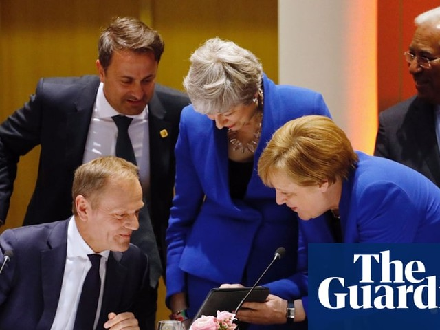 Brexit means breakfast: behind the scenes at a Brussels all-nighter – podcast