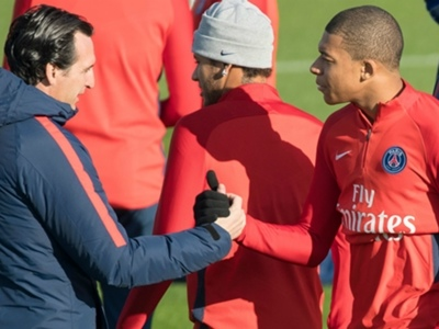 'He wanted to choose Madrid' - Emery says he convinced Mbappe to stay at PSG