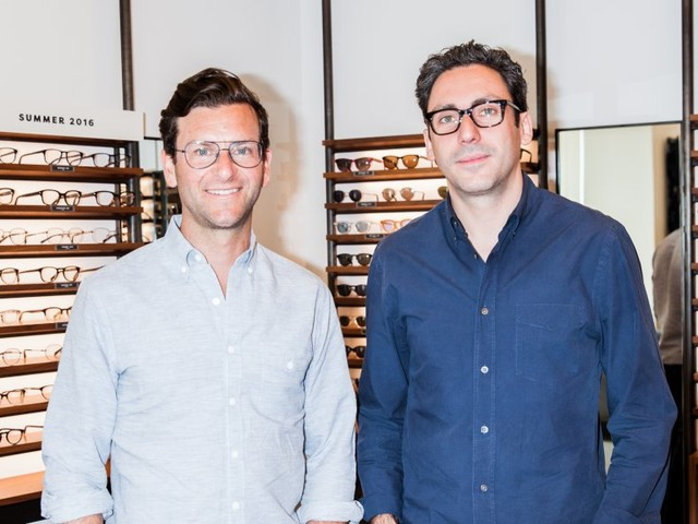 The founders of Warby Parker reveal how they run a billion-dollar glasses brand with two CEOs, and why Amazon won't crush them