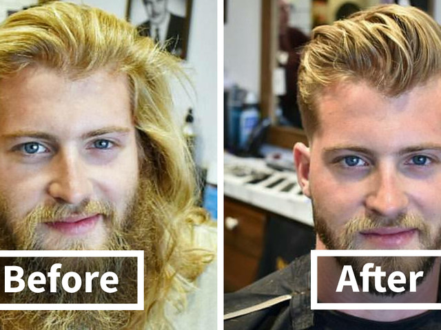 58 Amazing Transformations That Show The Difference Between A Well Maintained Beard Vs. Neglected One