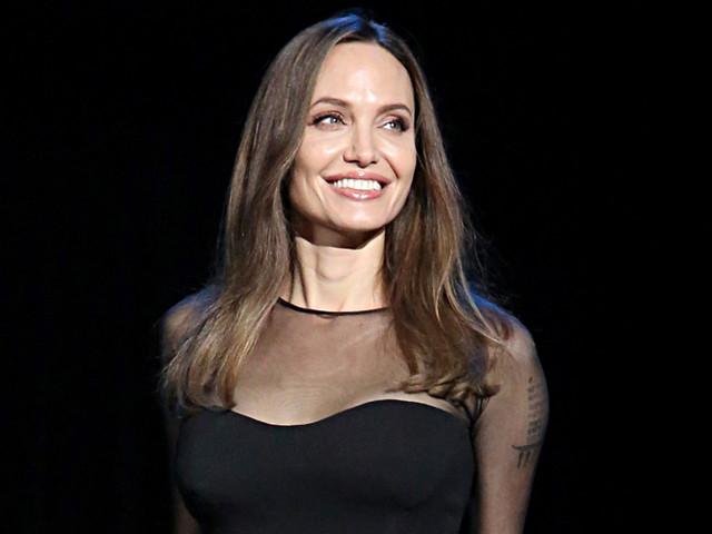 Angelina Jolie Opens a YouTube Account!