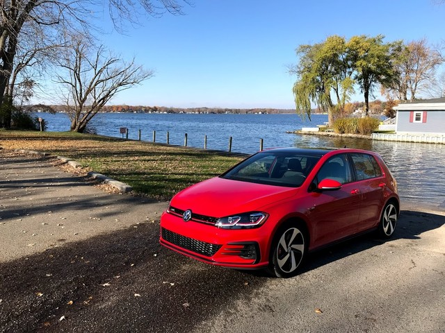 2018 Volkswagen Golf GTI First Drive – Nothing to Anger the Faithful