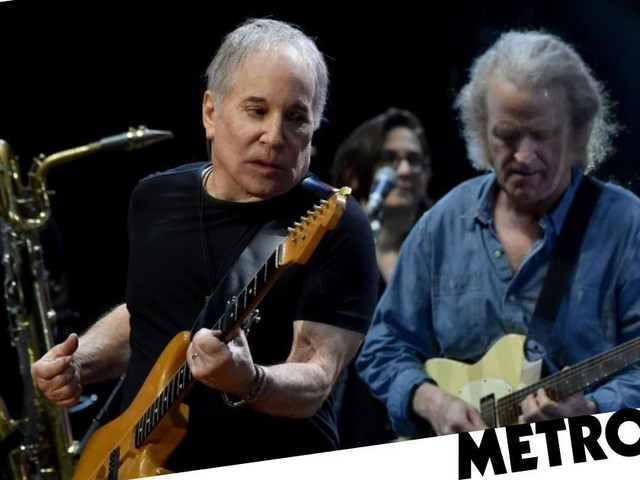 Paul Simon plays Bridge Over Troubled Water in emotional final UK performance